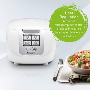 Panasonic Quick Cook Rice Cooker Review