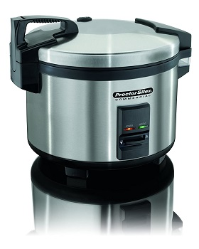 Proctor Silex Rice Cooker Review