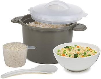 Progressive Plastic Rice Cooker