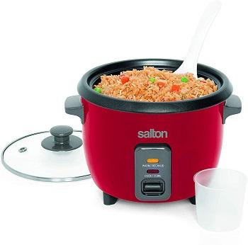 Salton Red Rice Cooker