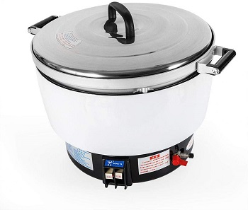 TFCFL Gas Rice Cooker Review