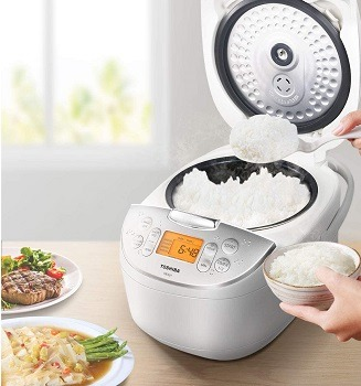 Toshiba Rice Cooker Timer Review