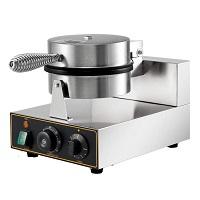 VBENLEM Round Waffle Maker Rundown