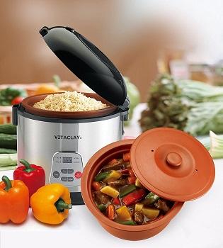 VitaClay Teflon-Free Rice Cooker Review