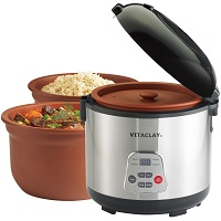 VitaClay Teflon-Free Rice Cooker Rundown