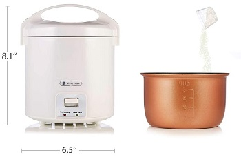 White Tiger Single Person Rice Cooker Review