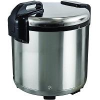 Winco 100-Cup Rice Warmer Rundown