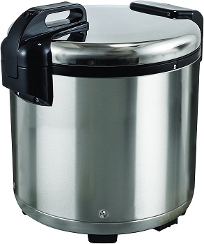 Winco 100-Cup Rice Warmer