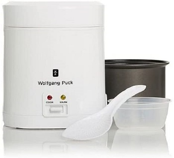 Wolfgang Puck 1.5 Cup Rice Cooker Review