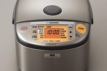 Zojirushi NP-HCC10XH Cooker