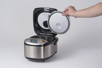 Zojirushi Quick Cooker Rice Review