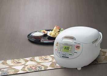 Zojirushi Rice Cooker, NS-ZCC18