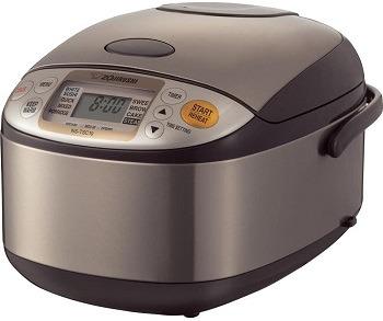 Zojirushi Rice Cooker Timer Review