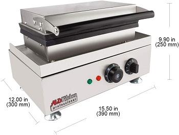 ALDKitchen Fish Shaped Waffle Machine Review