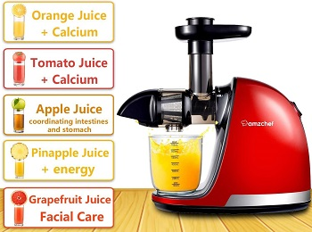Amzchef Professional Juicer Review