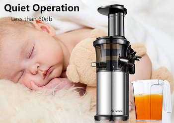 Aobosi Slow Juicer Extractor Review