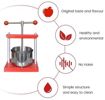 Apple Juice Press