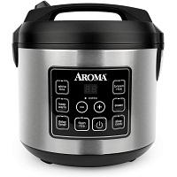 Aroma 20-cup Rice Cooker Rundown