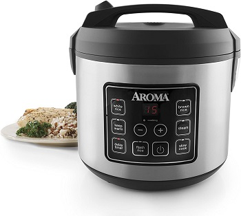 Aroma 20-cup Rice Cooker