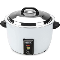 Aroma 48-Cup Rice Cooker Rundown