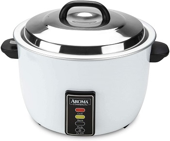 Aroma 48-Cup Rice Cooker