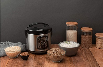 Aroma Rice Cooker 4 Cup
