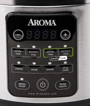 Aroma Rice Cooker, ARC-1126SBL Review
