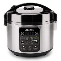 Aroma Rice Cooker, ARC-1126SBL Rundown