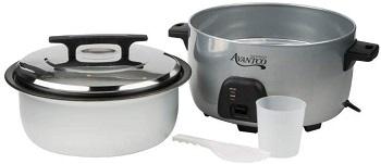 Avantco RC-S300 Rice Cooker Review