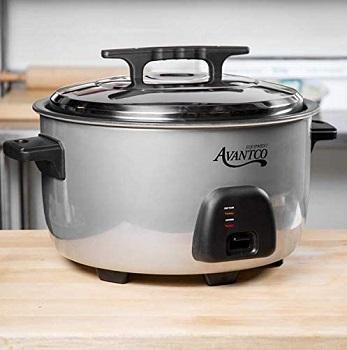 Avantco RC-S300 Rice Cooker