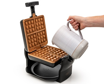 BELLA Black Waffle Maker Review