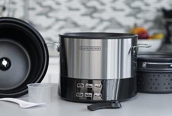 Black&Decker Rice Cooker Review