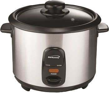 Brentwood Rice Cooker Review