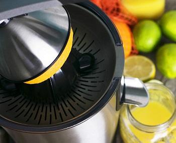 Chuzy Chef Lemon Juicer Review