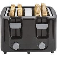 Continental 4-Slice ToasterRundown