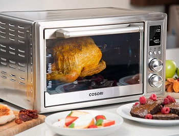 Cosori 12-In-1 Toaster Oven Combo Review