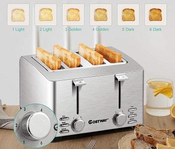 Costway Toaster