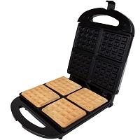 CucinaPro 4-Slice Waffle Maker Rundown