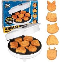 CucinaPro Animal Waffle Maker Rundown