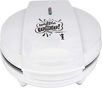 CucinaPro Outer Space Waffle Maker
