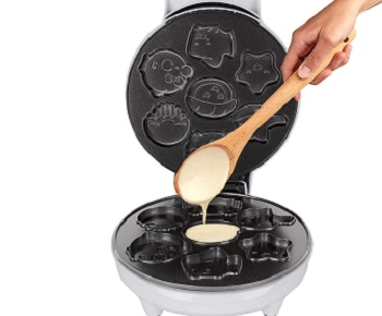 CucinaPro Sea Creature Waffle Maker Review