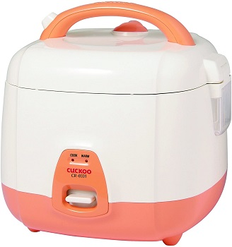 Cuckoo Automatic Rice Maker Review