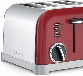 Cuisinart CPT-180MR Toaster
