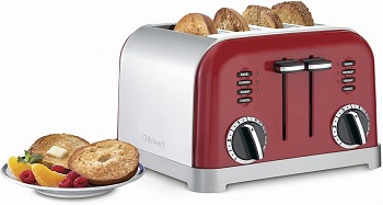 Cuisinart CPT-180MR ToasterReview
