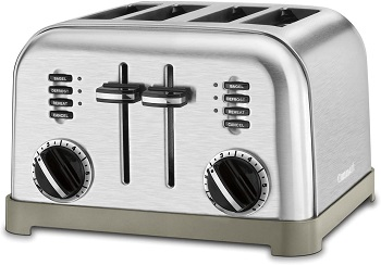 Cuisinart Classic 4-Slice ToasterReview