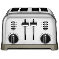 Cuisinart Classic 4-Slice ToasterRundown