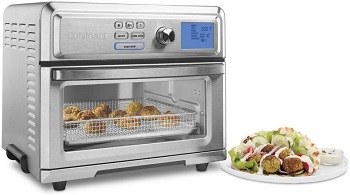 Cuisinart Oven Airfryer, TOA-65 Review