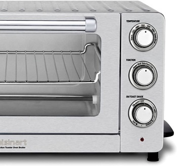Cuisinart Toaster Oven And Broiler Review