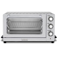 Cuisinart Toaster Oven And Broiler Rundown