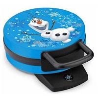 Disney Frozen Olaf Waffle Maker Rundown